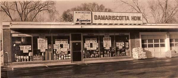 4695 Damariscotta Building History Shot