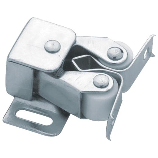 Liberty Zinc Plated Double Roller Catch with Spear (2-Count)