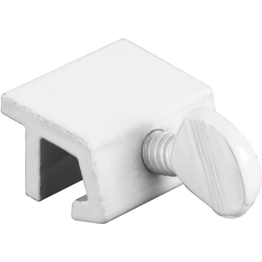 Defender Security White Secondary Sliding Window Lock