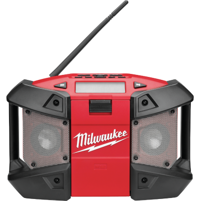 Milwaukee M12 12 Volt Lithium-Ion Cordless Jobsite Radio (Bare Tool)