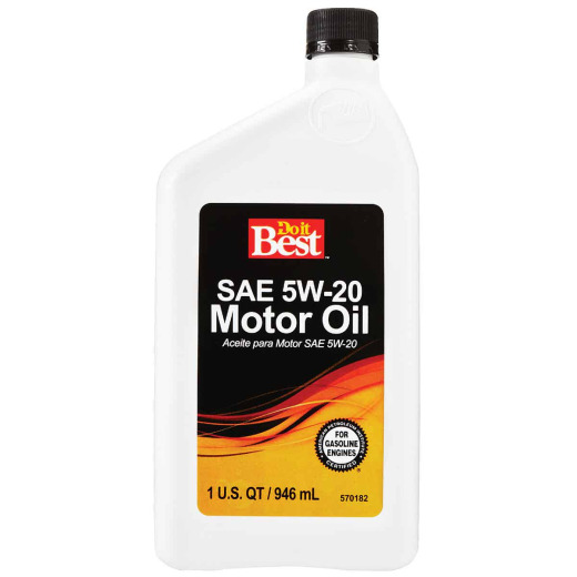 Do it Best 5W20 Quart Motor Oil