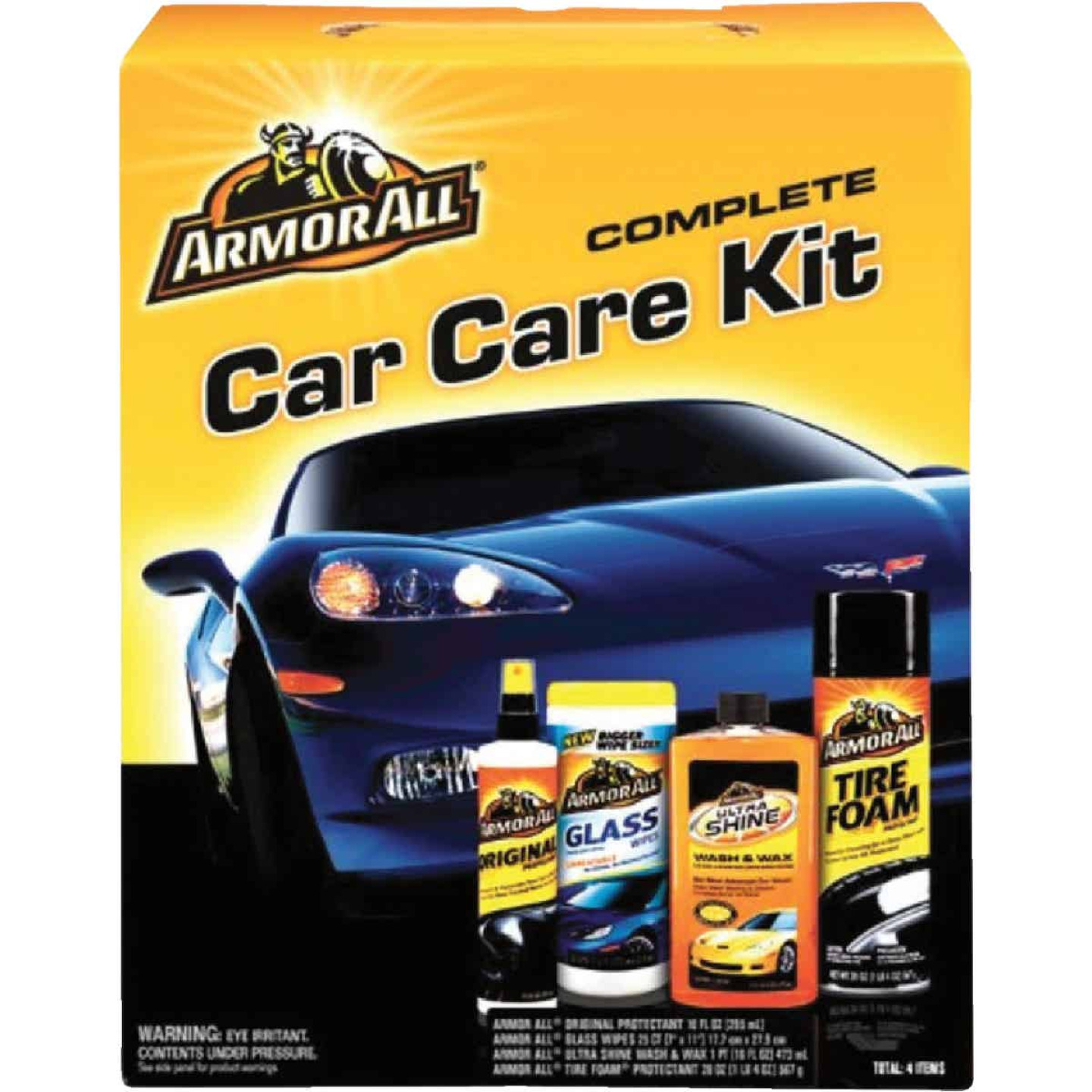 Armor All Interior/Exterior Gift Pack Detailer (includes 4 Items) Image 1