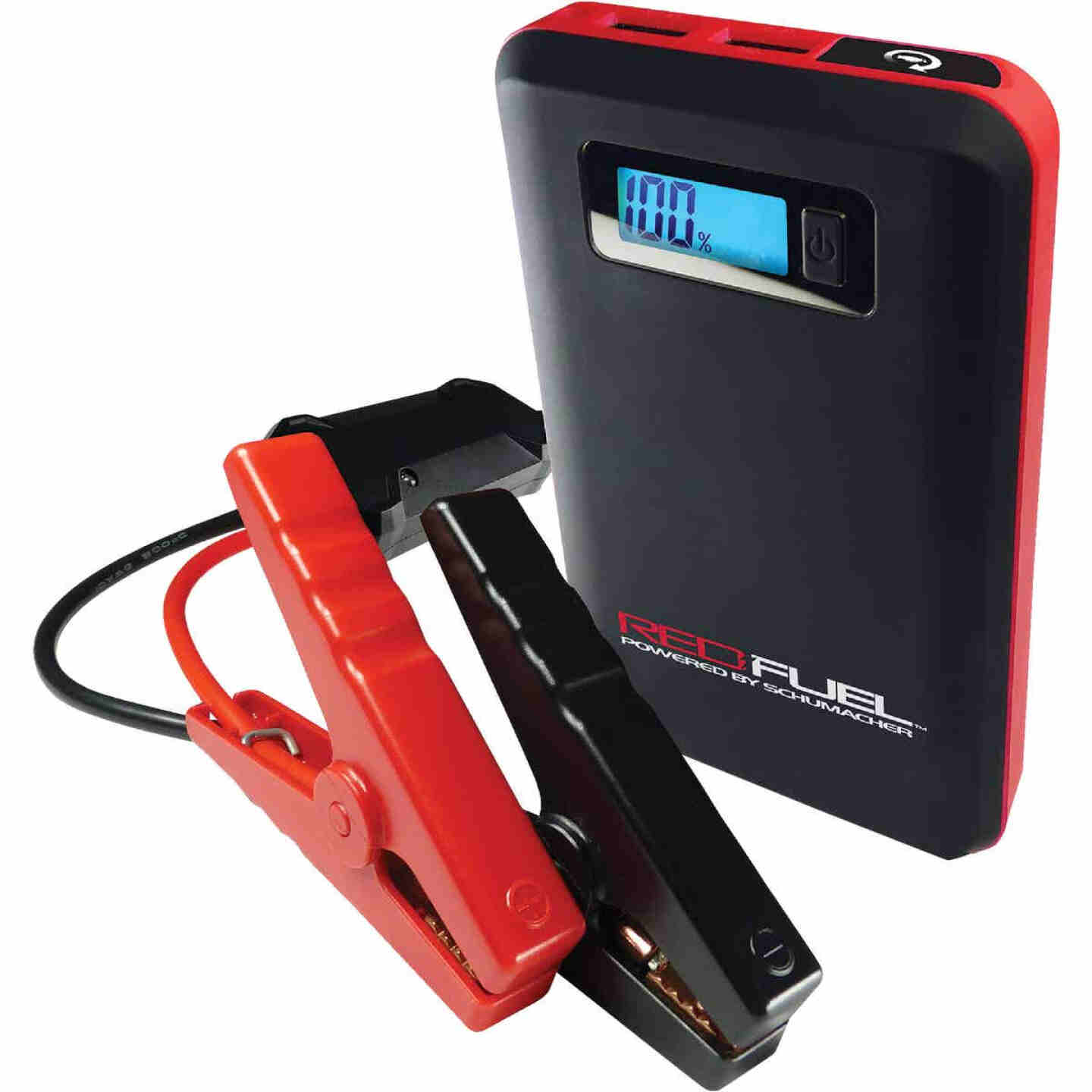Schumacher Red Fuel 400a Multi-Function Jump Start System Image 1