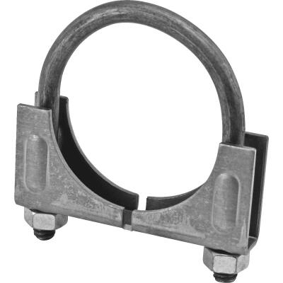 "Victor Saddle 2"" 13-gauge Steel Muffler Clamp"