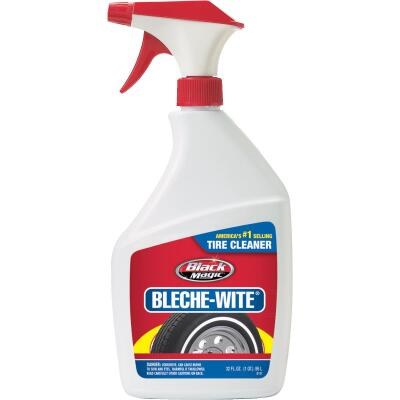 Black Magic Bleche-wite 32 Oz. Trigger Spray Tire Cleaner