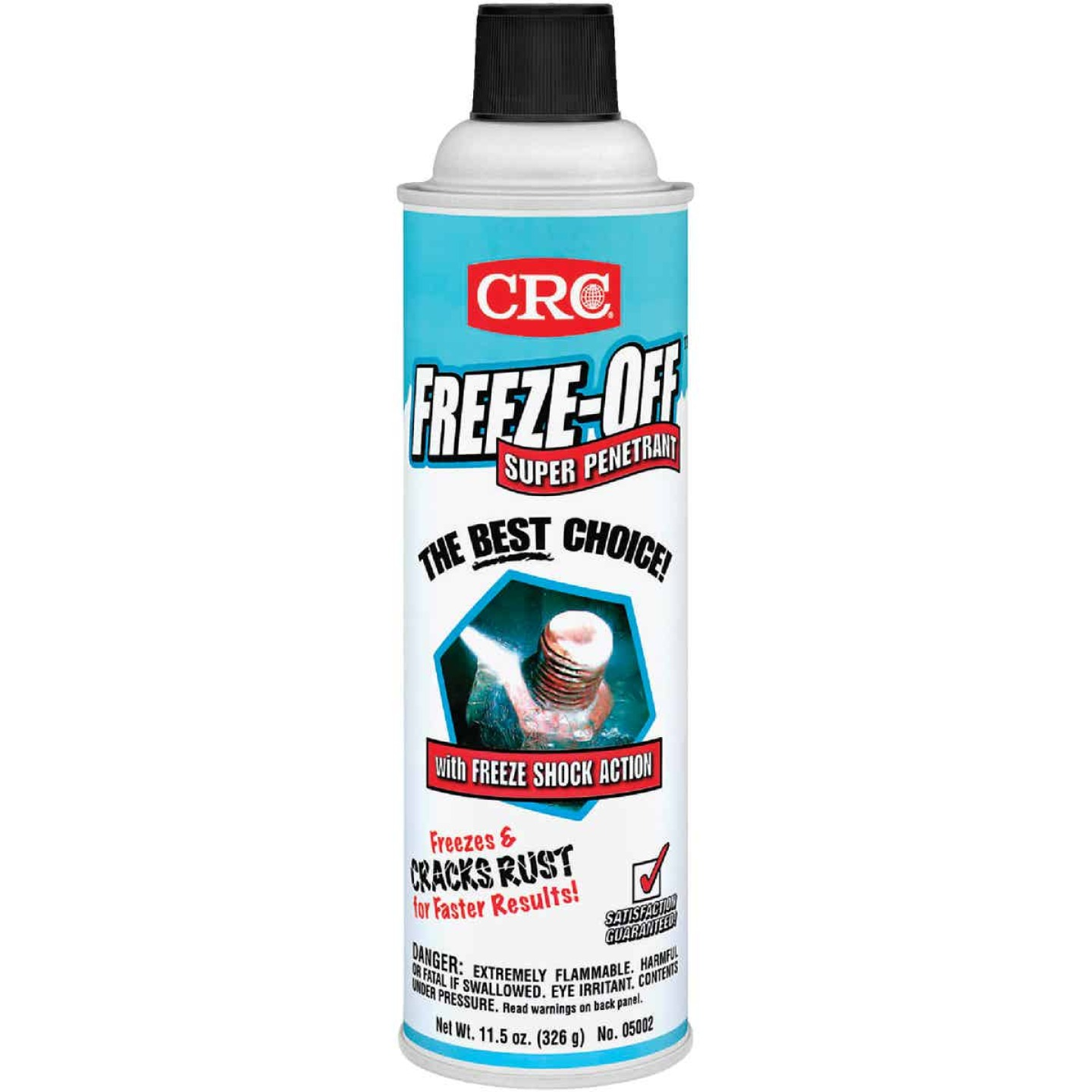 CRC Freeze-Off 11.5 Oz. Aerosol Penetrant Image 1