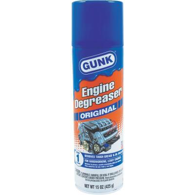 Gunk Original 15 Oz. Aerosol Engine Cleaner/Degreaser