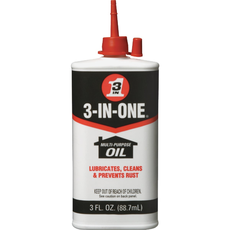 3-IN-ONE 3 Oz. Drip Bottle Household Oil Image 1