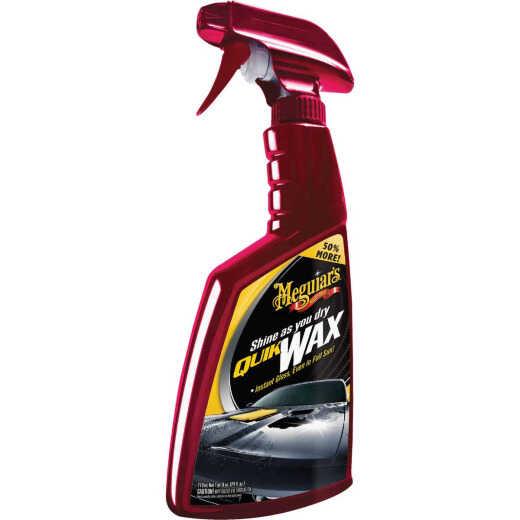 Meguiars 24 Oz. Trigger Spray Quik Wax Car Wax