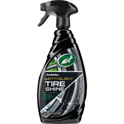 Turtle Wax Wet 'N Black 23 Oz. Trigger Spray Tire Shine