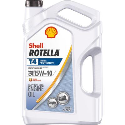 ROTELLA 15W40 Gallon Triple Protection Motor Oil