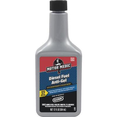 MotorMedic 12 Oz. Diesel Fuel Anti-Gel and Conditioner