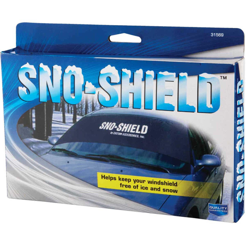 Sno-Shield 78 In. Nylon Windshield Cover Image 5