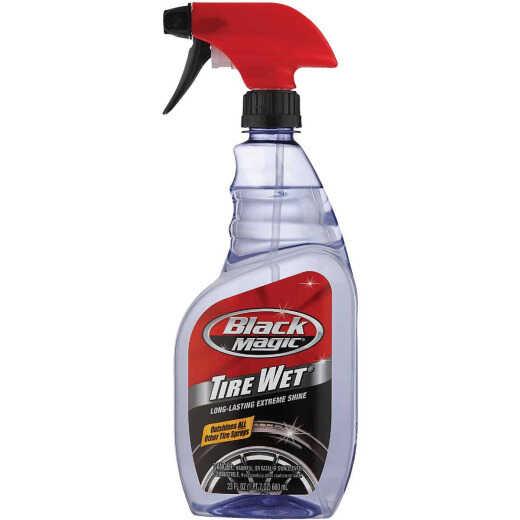 Black Magic 23 Oz. Trigger Spray Tire Cleaner