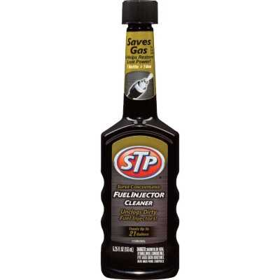 STP 5.25 Oz. Super Concentrated Fuel Injector System Cleaner