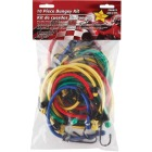 Erickson Assorted Vinyl Coated Wire Bungee Cord Set Image 2