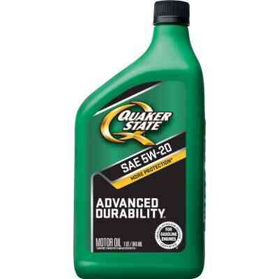 Quaker State Advanced Durability 5W20 Quart Motor Oil