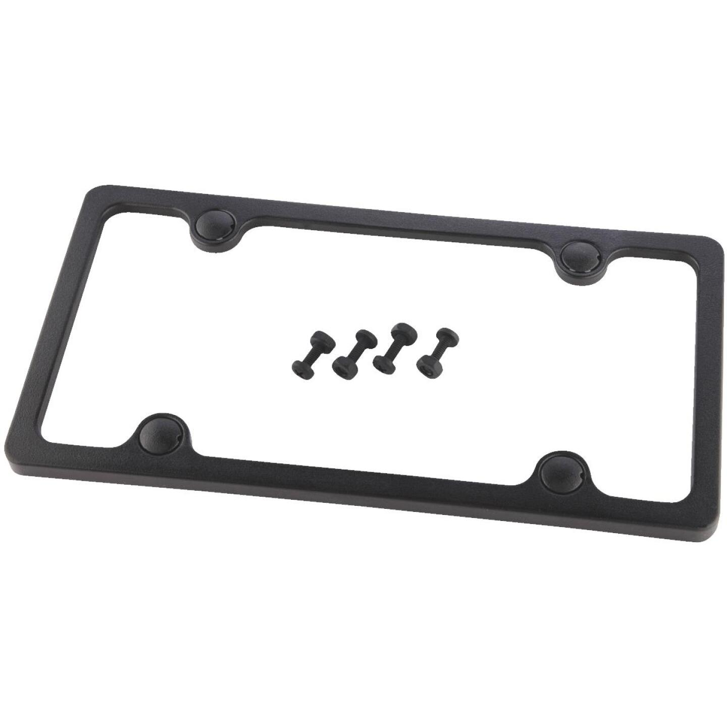 Custom Accessories License Plate Frame Image 1