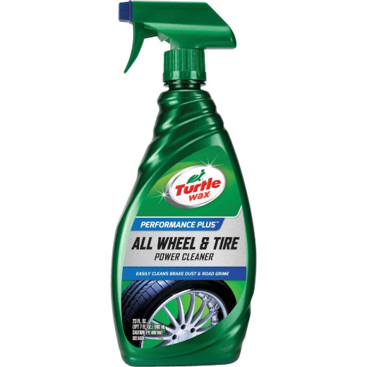 Turtle Wax 23 Oz. Trigger Spray Wheel Cleaner
