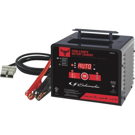 Schumacher 200 Amp Manual Battery Charger