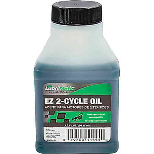 Lubrimatic E-Z 3.2 Oz. 2-Cycle Motor Oil
