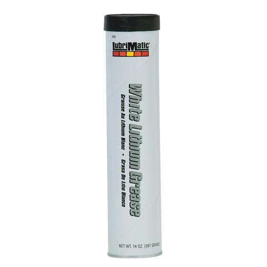 LubriMatic 14 Oz. Cartridge White Lithium Grease