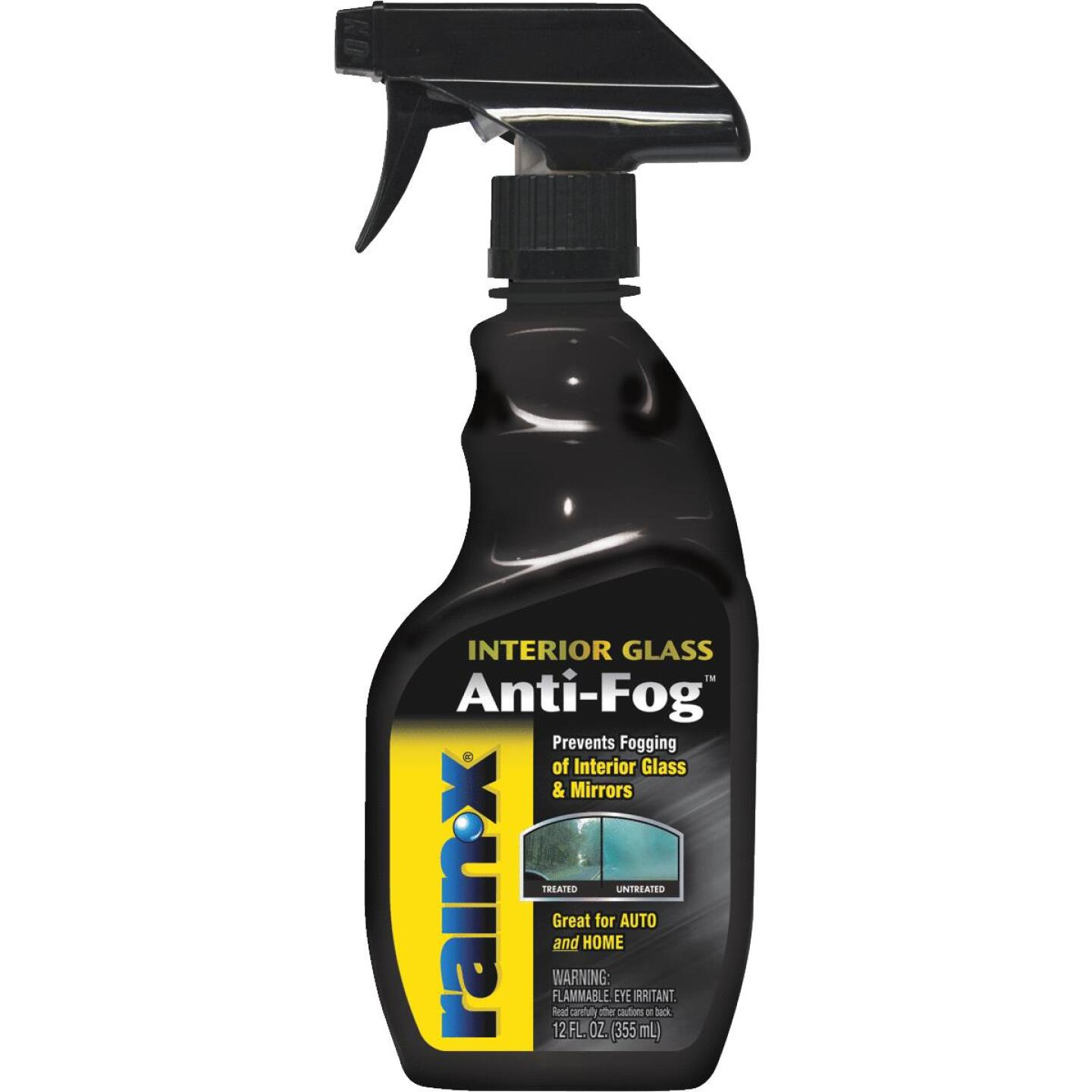 RAIN-X 12 oz Liquid Anti-fog Cleaner Image 1