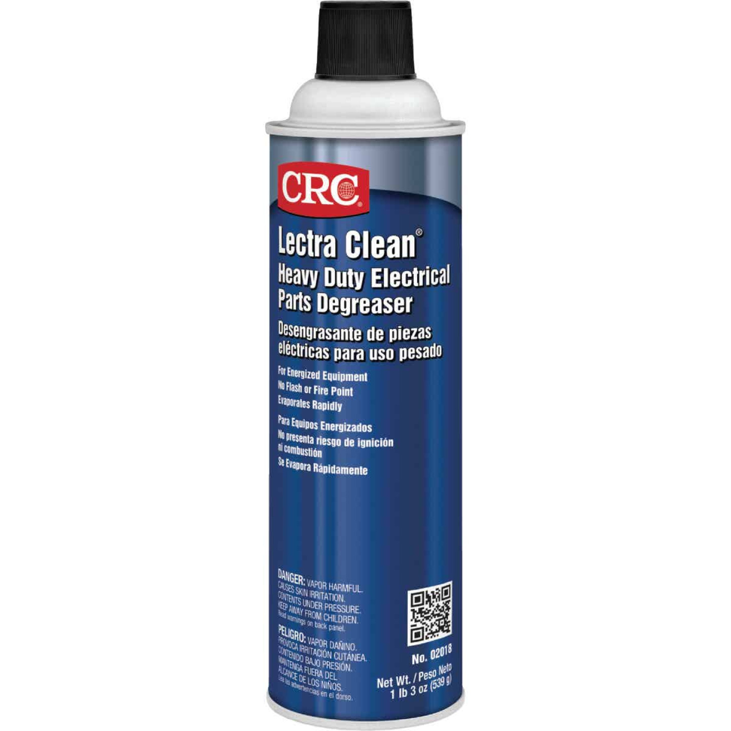CRC Lectra Clean 19 Oz. Aerosol Heavy-Duty Electrical Degreaser Image 1