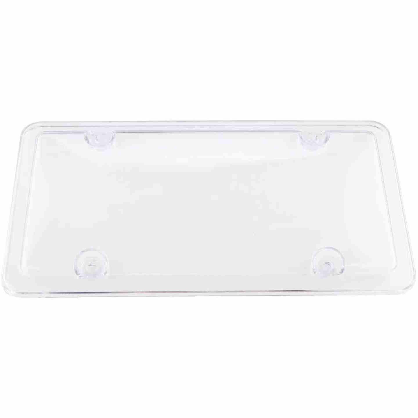 Custom Accessories License Plate Protector Image 1