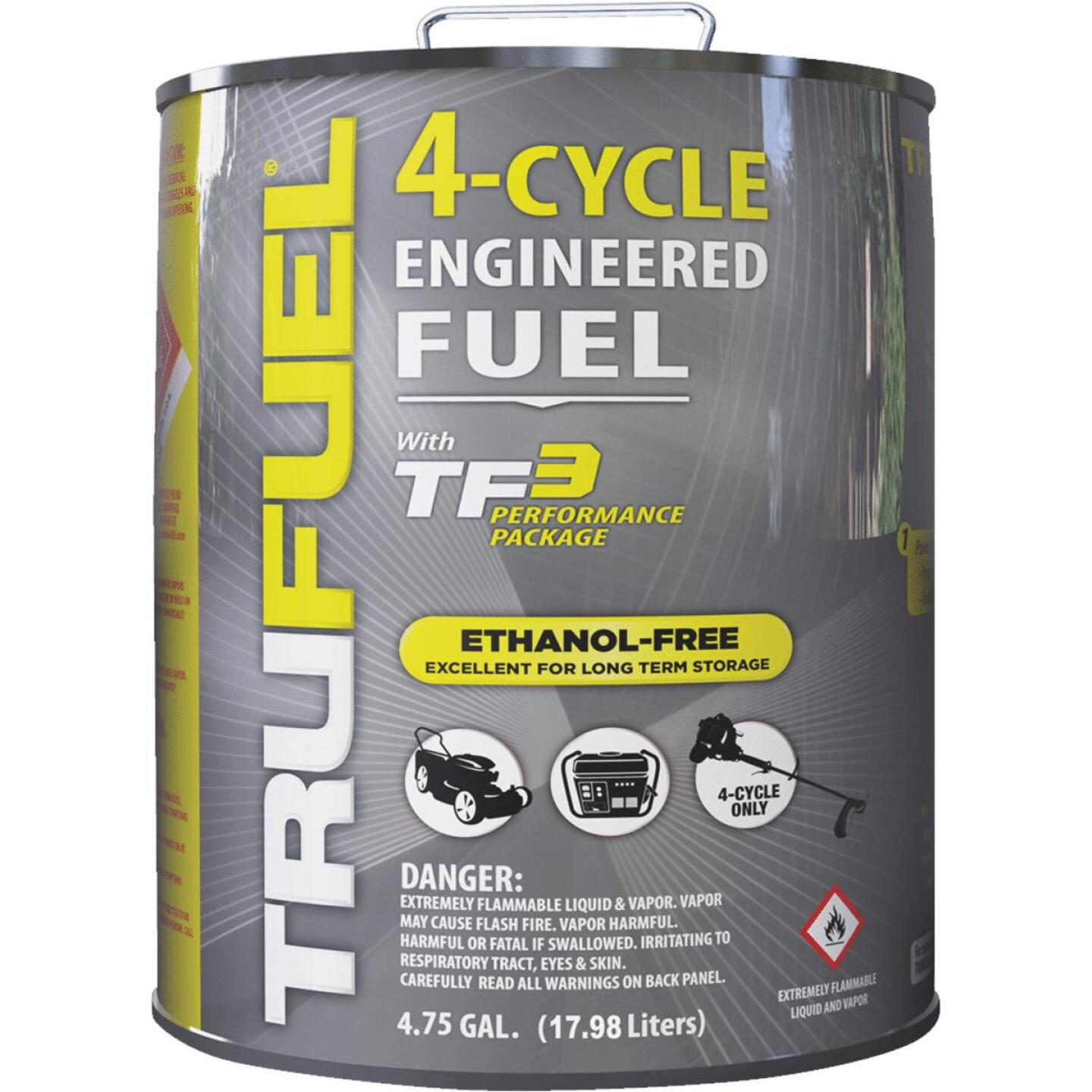 TruFuel 4.75 Gal. Ethanol-Free Small Engine 4-Cycle Fuel Image 1