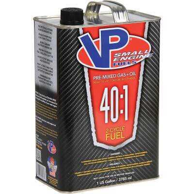 VP Small Engine Fuels 1 Gal. 40:1 Ethanol-Free Gas & Oil Pre-Mix