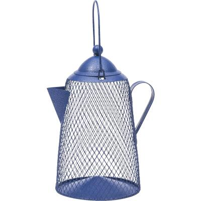 Perky-Pet NO/NO Metal Mesh Coffee Pot Bird Feeder