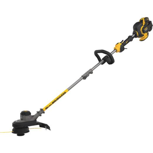 DeWalt Flexvolt 60V Max 15 In. Lithium Ion Straight Cordless String Trimmer