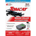 Tomcat Mouse Killer II Disposable Mouse Bait Station (4-Pack) Image 2