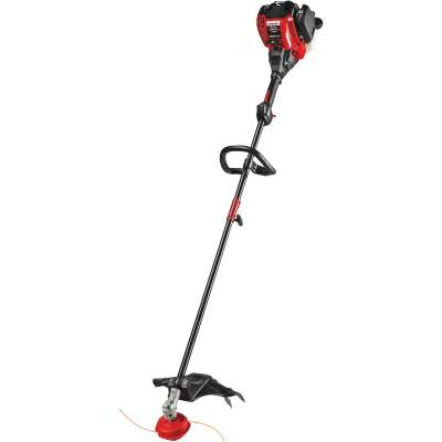 Troy-Bilt TB304S 30cc 4-Cycle 17 In. Straight Shaft Gas Trimmer