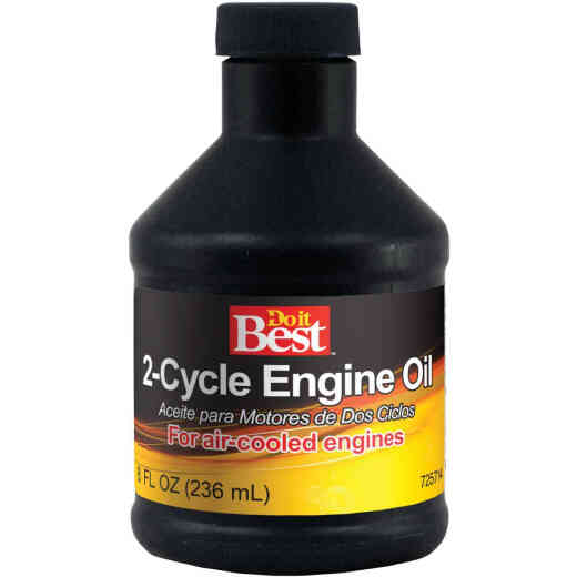 Do it Best 8 Oz. 16:1 to 50:1 2-Cycle Motor Oil