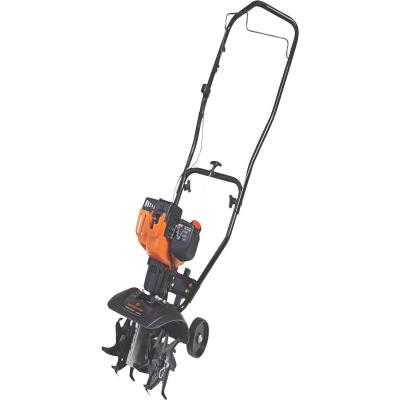 Remington RM4625 9 In. 25cc Mid Tine Forward-Rotating Garden Tiller/Cultivator